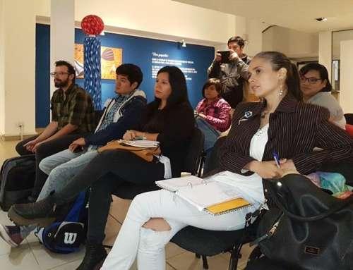 Convenio de colaboración e intercambio en el espacio audiovisual