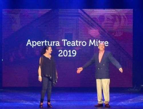 El Teatro Mitre inauguró su temporada 2019