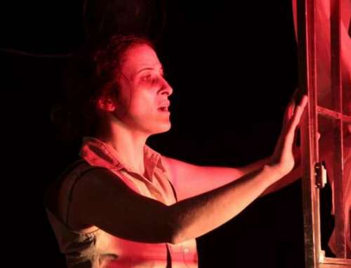 «El arte no puede apagarse», dice Jimena Sivila Soza