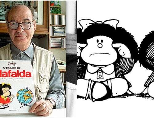 Adiós a Quino, quién interrogó al mundo con la voz de Mafalda
