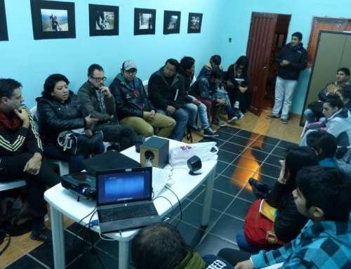 Jujeños en la plataforma «Formar Cultura»