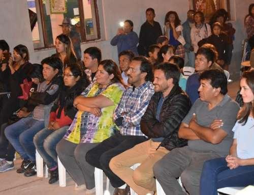 Exitoso Festival del Choclo en Maimará
