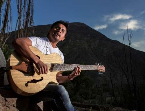 """Para andar"", primer disco de Franco Paredes"