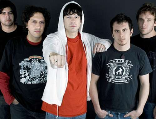 Festival de rock con Jóvenes Pordioseros
