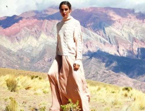 Jujuy y sus paisajes el marco para Juanita Viale