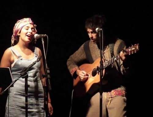 Concierto de Sofìa Viola y Ezequiel Borra