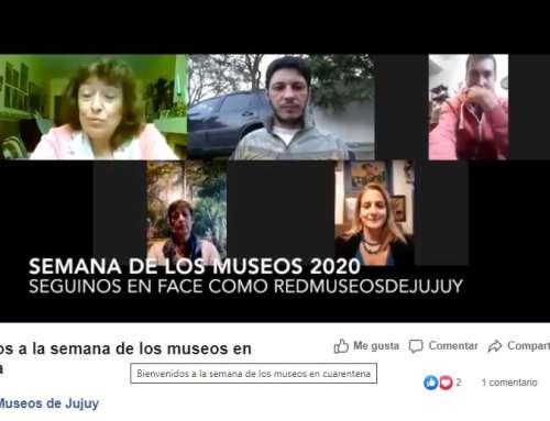 Día Internacional de los Museos en cuarentena