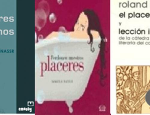 La Columna de Ildiko – Hablemos de placeres