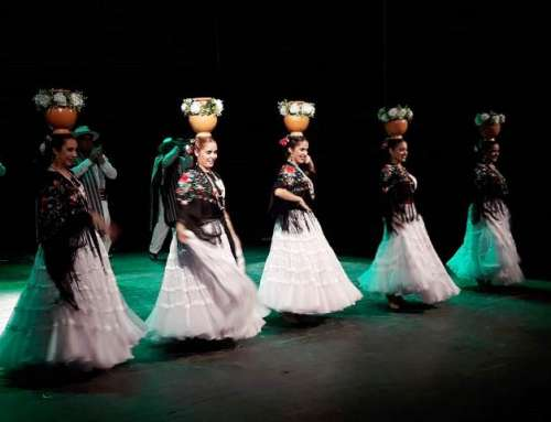"Exitosa gala de ""Bailar sin frontera"""