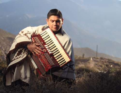 Elías Abalos presenta hoy su disco en el Teatro Mitre