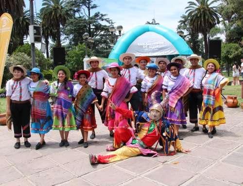 Se lanzó la temporada turística con danza