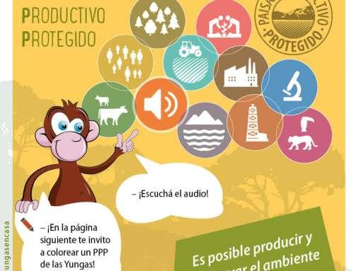 Una revista interactiva para niños y docentes