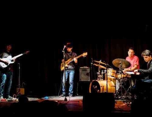 Camaleón Jazz Fusión en Macedonio