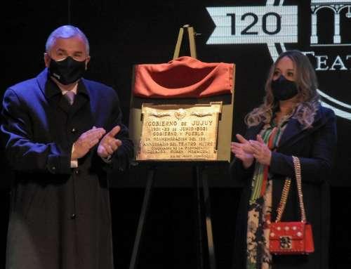 El Teatro Mitre celebró su «cumple» con inauguraciones