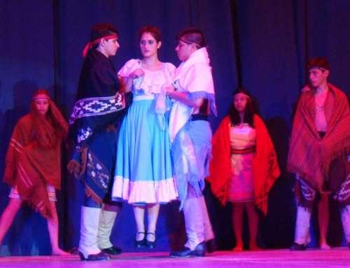 Espectáculo de Huayra Muyoj en sus 50 años
