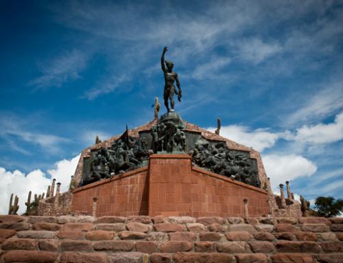 El Monumento a los Héroes de la Independencia fue declarado monumento histórico