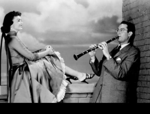 Proyectarán la historia de  Benny Goodman
