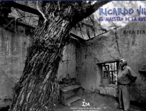 Presentación del libro de Ricardo Vilca en el día de su natalicio
