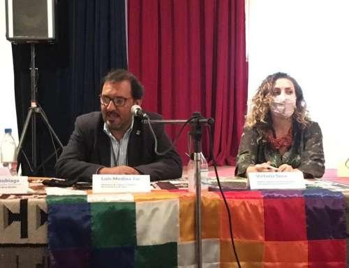 """Se presentó el libro """"Qhapaq Ñan. Una vía de integración de los Andes en Argentina"""","""