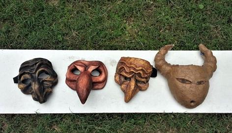 Taller Laboratorio de Máscaras Artesanales