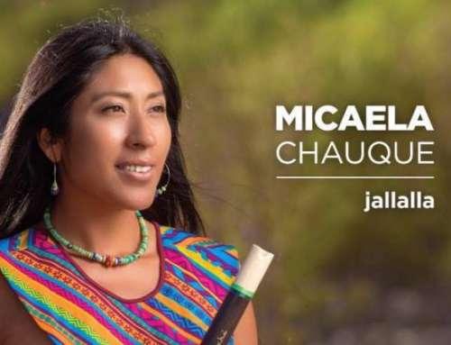 Micaela Chauque ganó el Gardel por «Jallalla» y se presenta mañana en el Mitre