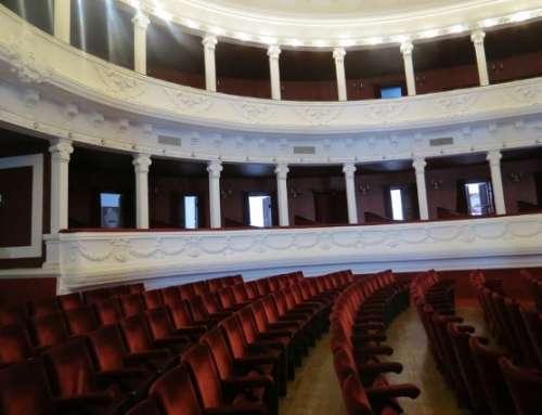 Día de los Monumentos Nacionales en el Teatro Mitre