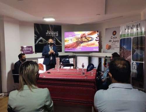 Presentaron en Córdoba la «Semana Santa 2021 en Jujuy»