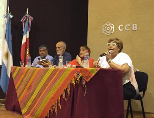 Escritores jujeños en Santiago del Estero
