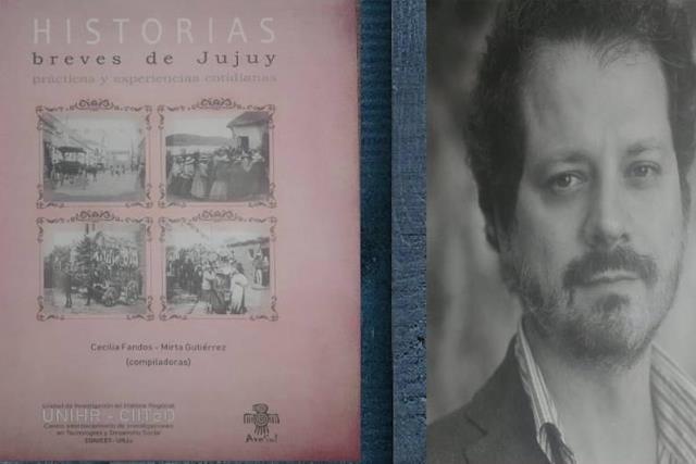 """Presentan """"Historias breves de Jujuy"""""""