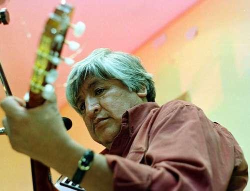 Homenaje a Ricardo Vilca en el «Tizón»