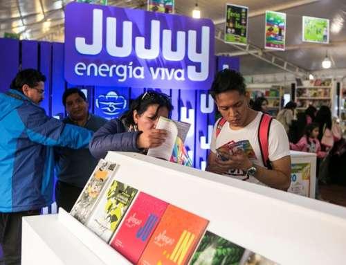 Esta tarde en la Feria del Libro de Jujuy
