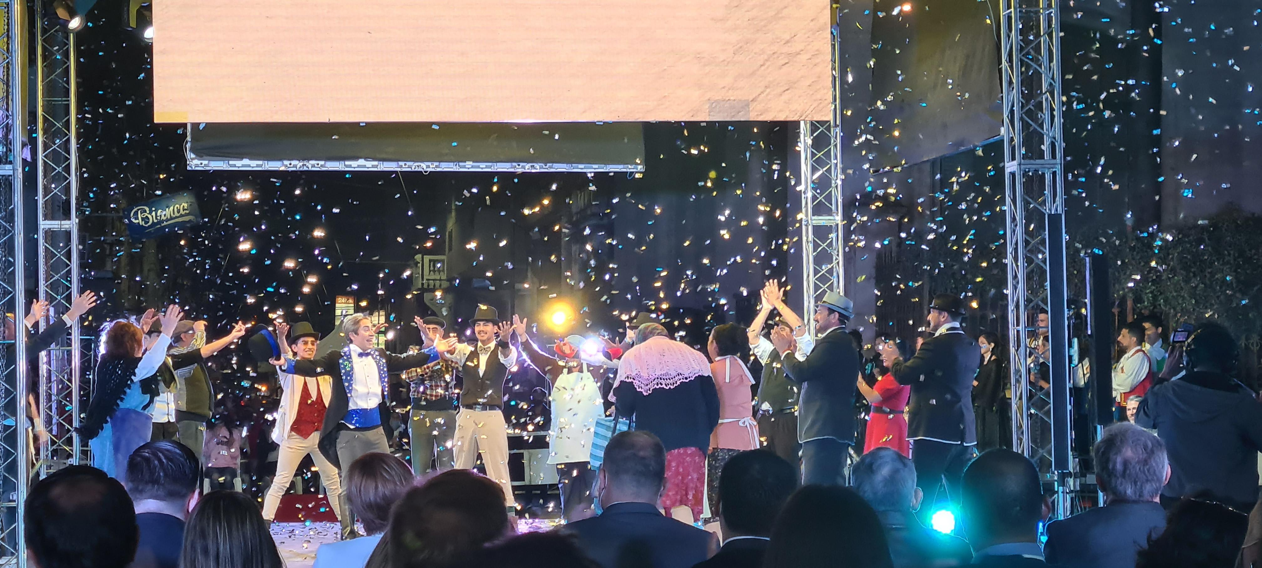 Las celebraciones del Teatro Mitre