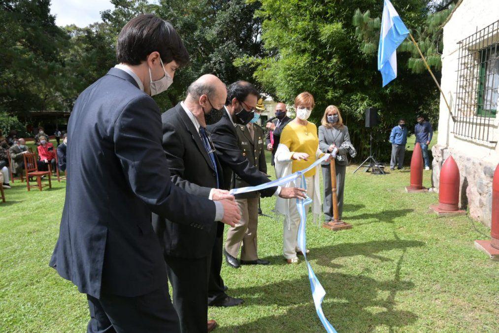 Se inauguró el Museo «27 de Abril-Combate de León»